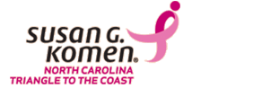 Susan G Komen ® North Carolina Triangle to the Coast Logo