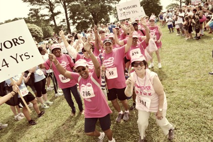 Duke Cancer Institute Serves As Local Presenting Sponsor of the 2015 Komen Triangle Race for the Cure®