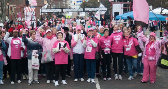 Susan G. Komen North Carolina Triangle to the Coast Announces Passing the Promise Grant Award Winners