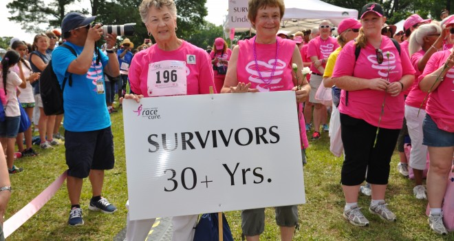 Susan G. Komen North Carolina Triangle To The Coast Announces Passing The Promise Grant Award Winners For The 19th Annual Komen Triangle Race For The Cure®