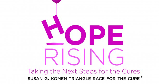 The 2016 Komen Triangle Race for the Cure Moves to Research Triangle Park
