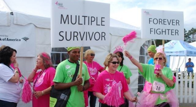 Komen Wilmington Race for the Cure Raises Funds and Awareness for the Fight to End Breast Cancer