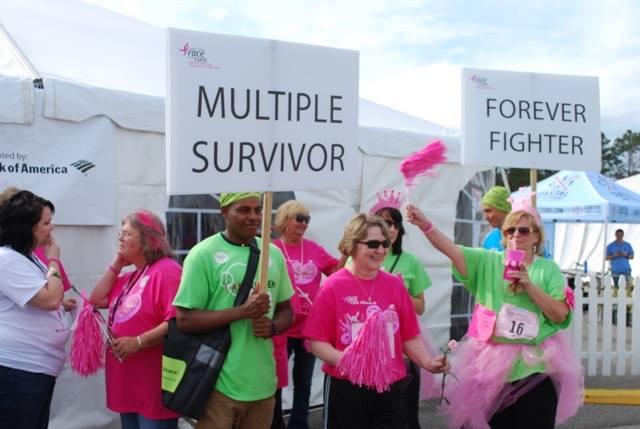 survivors walk