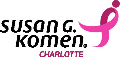 Komen Charlotte Affiliate Logo